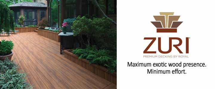 Zuri A  Best In Class product at Waterford Building Supply