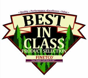 Finetco Best in Class Logo